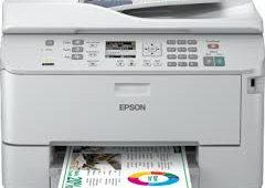 EPSON WorkForce WP-4525DNF