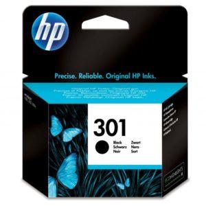HP 301 černá HP CH561E