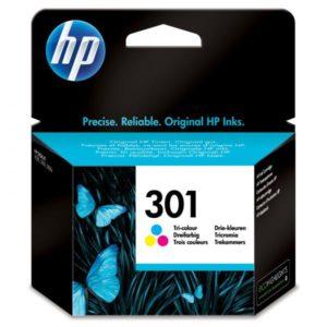 HP 301 barevná HP CH562EE