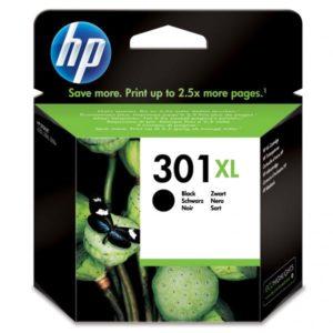 HP 301xl černá HP CH563E