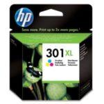 HP 301xl barevná HP CH564EE