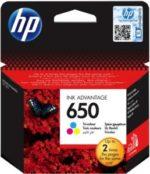 HP 650 barevná