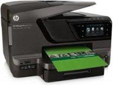 HP Officejet Pro 8600A