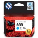 Modrá HP 655 - HP CZ110A