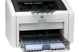 Toner HP LaserJet 1022n