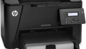 Toner HP LaserJet Pro 200 M201dw